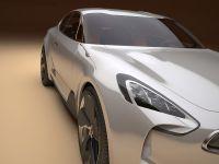KIA Four-door Sports Sedan Concept, 1 of 22