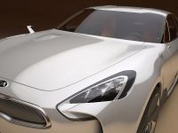 KIA Four-door Sports Sedan Concept, 2 of 22