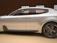 KIA Four-door Sports Sedan Concept, 5 of 22