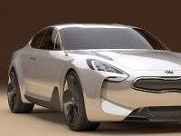 KIA Four-door Sports Sedan Concept, 7 of 22