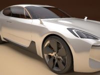 KIA Four-door Sports Sedan Concept, 8 of 22