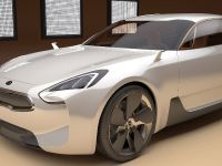KIA Four-door Sports Sedan Concept, 9 of 22