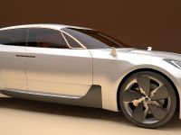 KIA Four-door Sports Sedan Concept, 10 of 22