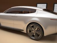 KIA Four-door Sports Sedan Concept, 13 of 22