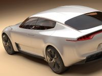 KIA Four-door Sports Sedan Concept, 14 of 22