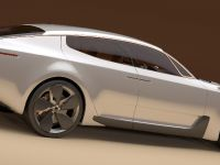 KIA Four-door Sports Sedan Concept, 15 of 22