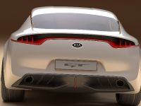 KIA Four-door Sports Sedan Concept, 16 of 22