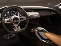KIA Four-door Sports Sedan Concept, 19 of 22