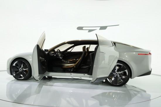Kia GT concept Frankfurt