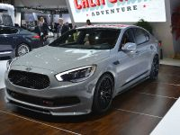 thumbnail image of Kia High-Performance K900 Los Angeles 2014