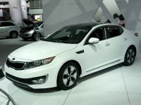 Kia Optima Detroit 2011
