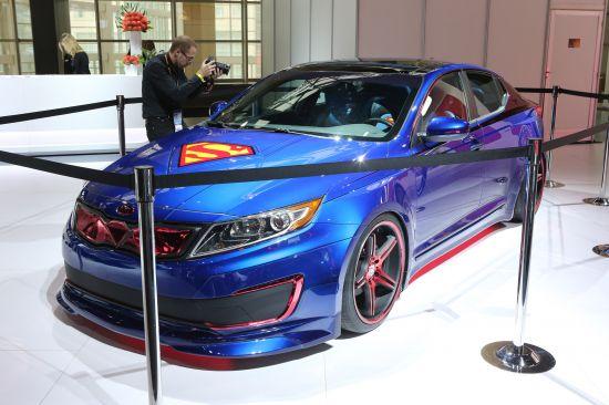 Kia Optima Hybrid Chicago