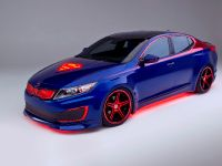 Kia Optima Hybrid Project Superman  - PIC80758