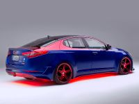 Kia Optima Hybrid Project Superman  - PIC80759