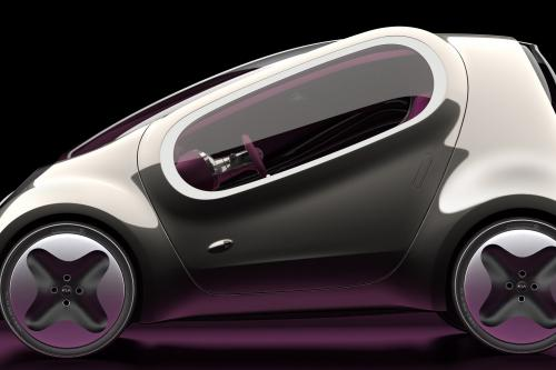 Kia POP Concept показало, впереди Paris Motor Show 2010