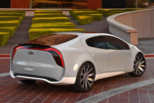 Kia Ray Plug-in Hybrid развернул на Chicago Auto Show