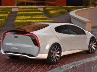 Kia Ray Plug-in Hybrid concept, 1 of 12