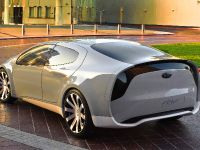 Kia Ray Plug-in Hybrid concept, 2 of 12