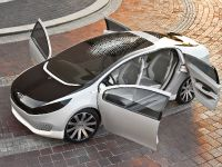 Kia Ray Plug-in Hybrid concept, 5 of 12