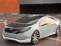 Kia Ray Plug-in Hybrid concept, 10 of 12