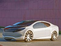 Kia Ray Plug-in Hybrid concept, 11 of 12