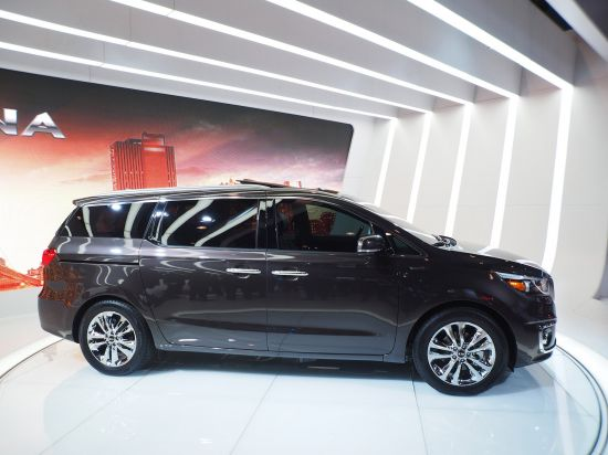 Kia Sedona New York