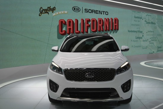 Kia Sorento Los Angeles