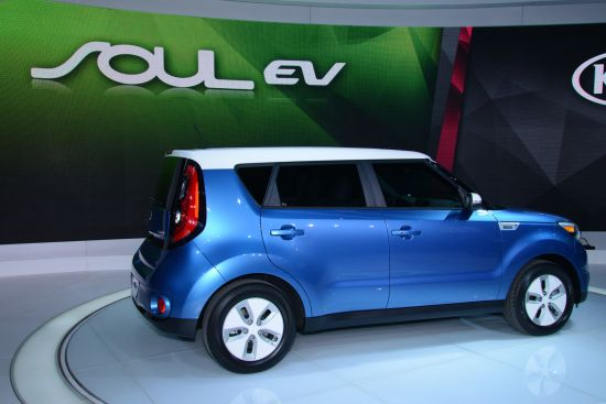 Kia Soul EV Chicago