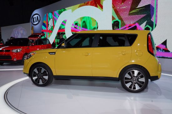 Kia Soul New York