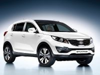 Kia Sportage KX-4, 1 of 3