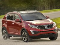 Kia Sportage SX Turbo, 1 of 19