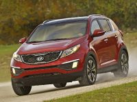 Kia Sportage SX Turbo, 3 of 19
