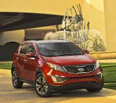 Kia Sportage SX Turbo, 4 of 19