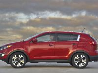 Kia Sportage SX Turbo, 6 of 19