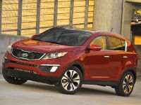 Kia Sportage SX Turbo, 8 of 19