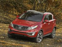 Kia Sportage SX Turbo, 9 of 19