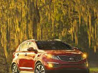 Kia Sportage SX Turbo, 10 of 19