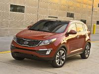 Kia Sportage SX Turbo, 11 of 19