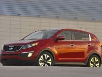 Kia Sportage SX Turbo, 13 of 19