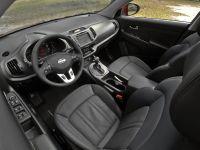 Kia Sportage SX Turbo, 16 of 19