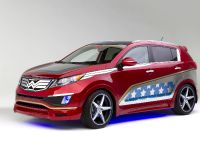 Kia Sportage Wonder Woman, 2 of 11