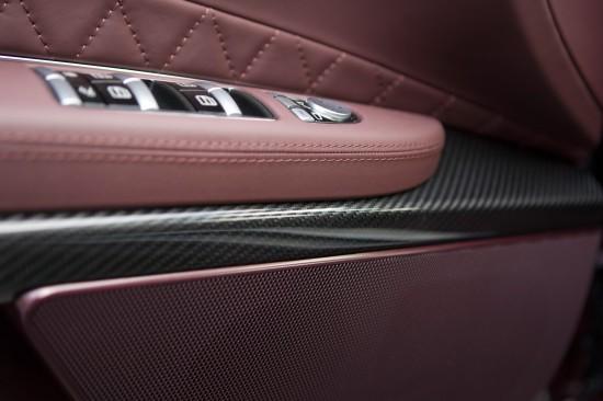 Kicherer Mercedes-Benz CL 65 AMG