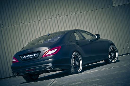 KICHERER Mercedes-Benz CLS Edition Black