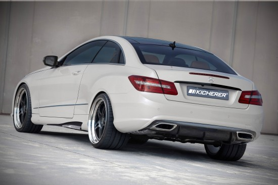 Kicherer Mercedes-Benz E50 Coupe