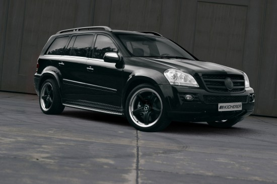 Kicherer Mercedes-Benz GL 42
