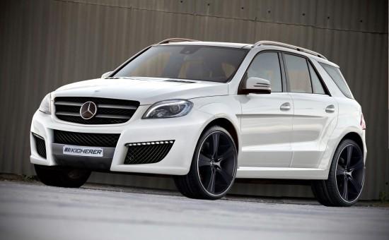 Kicherer Mercedes-Benz ML IMPACT