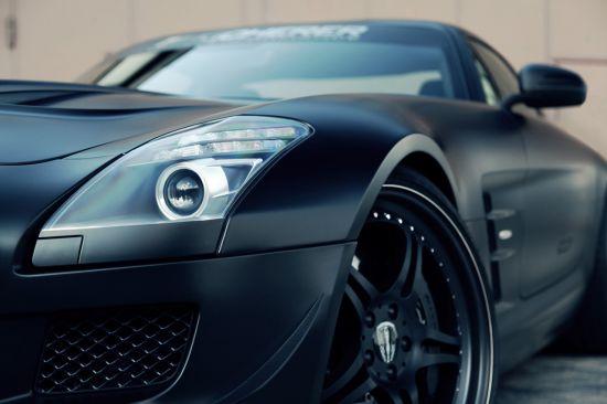 Kicherer Mercedes-Benz SLS 63 AMG Supercharged GT