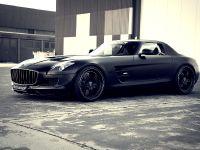 Kicherer Mercedes-Benz SLS 63 AMG Supercharged GT, 3 of 11