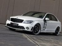 Kicherer Mercedes C63 AMG White Edition, 1 of 9