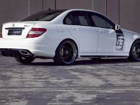 Kicherer Mercedes C63 AMG White Edition, 2 of 9